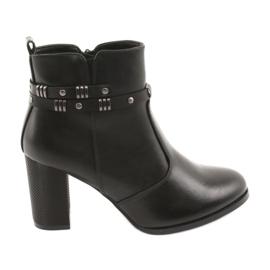 Women's boots Sergio Leone 517 black