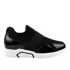 Gemre Black women's sports footwear X-9761