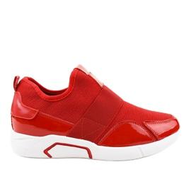 Gemre Red women's sports footwear X-9761