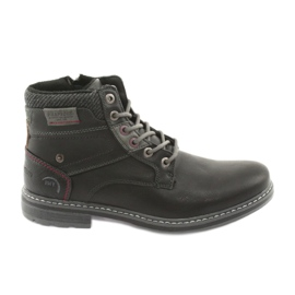 American club men's boots RH31 black