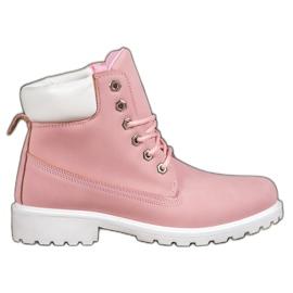 Seastar Pink Women's Trappers
