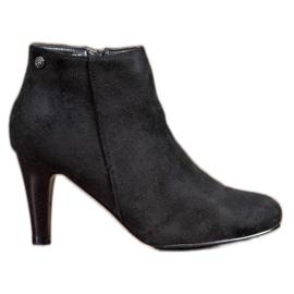 Filippo Sexy Black Boots