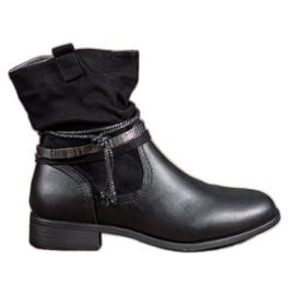Anesia Paris black High Boots
