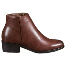 Filippo Classic Brown Boots