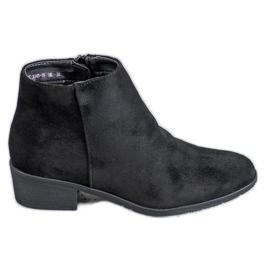 Filippo Black Women Boots