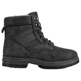 SHELOVET Gray Winter Boots
