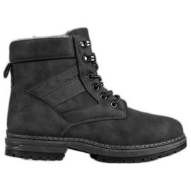 SHELOVET Gray Winter Boots grey