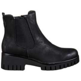 Filippo black Heels Pumps