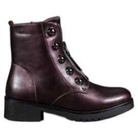 SHELOVET Ankle boots