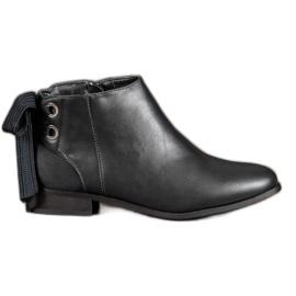 Cm Paris Black Boots