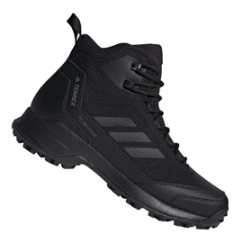 Adidas Terrex Heron Mid Cw Cp M AC7841 winter shoes black