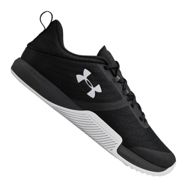 Under Armour black Under Armor TriBase Thrive M 3021293-004 shoes