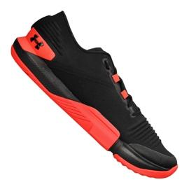Under Armour black Under Armor TriBase Reign M 3021289-007 shoes