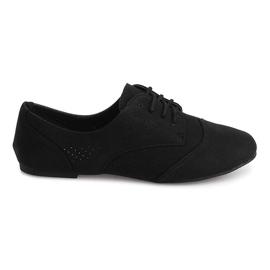 Openwork Jazz Shoes Low 219 Black