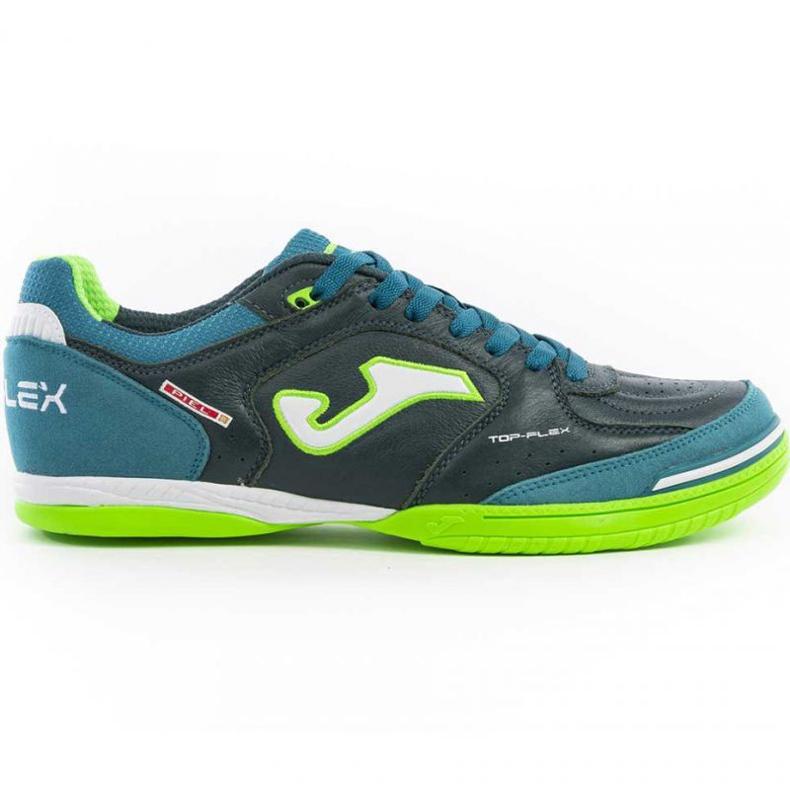 Indoor shoes Joma Top Flex 915 Sala M green green