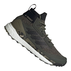 Adidas Terrex Free Hiker M EF0774 trekking shoes black grey ...
