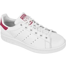 Adidas Originals Stan Smith Jr B32703 shoes white