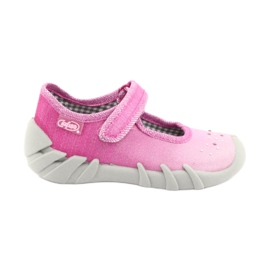 Befado children's shoes 109P195 pink