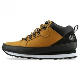 4F M D4Z19-OBMH202 83S shoes brown