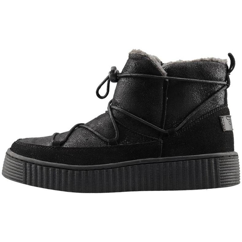 4F Jr HJZ19-JOBDA002 21S shoes black