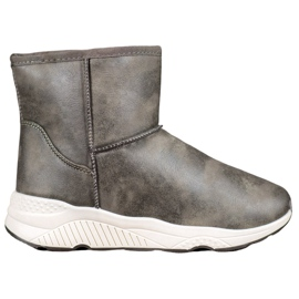 SHELOVET Comfortable Snow Boots