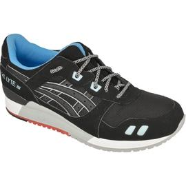 Black Asics GEL-LYTE Iii M H637Y-9090 shoes