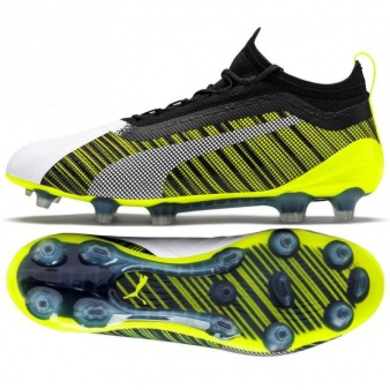 Puma One 5.1 FG / AG M 105578 03 football boots yellow yellow
