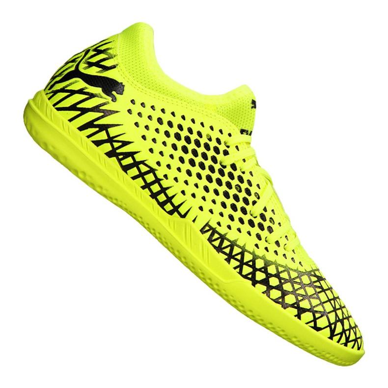 Puma Future 4.4 It M 105691-03 football boots yellow yellow