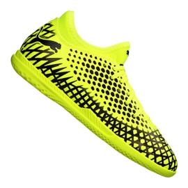 Puma Future 4.4 It Jr 105700-03 football boots yellow yellow