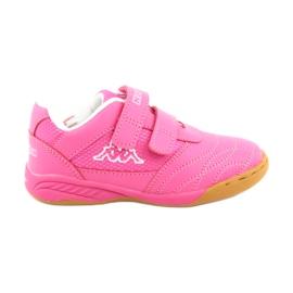 Kappa Kickoff Oc Jr260695K 2210 shoes white pink