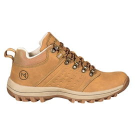 MCKEYLOR trappers yellow