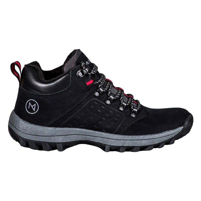 MCKEYLOR Trappers black