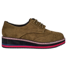 Vices Olive shoes