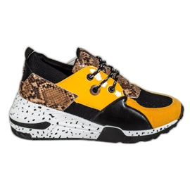 Snake Print VICES sneakers