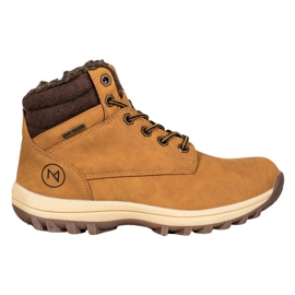 MCKEYLOR warm trappers brown