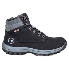 MCKEYLOR warm trappers black