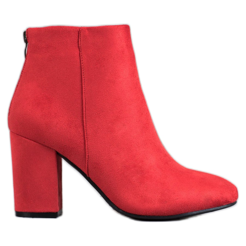 Sexy VINCEZA boots red