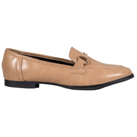 VICES Light Moccasins brown