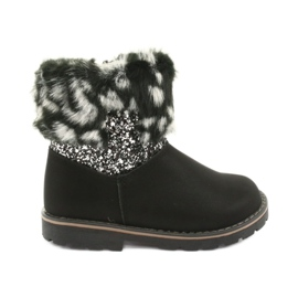 American Club American GC45 girls' boots / black