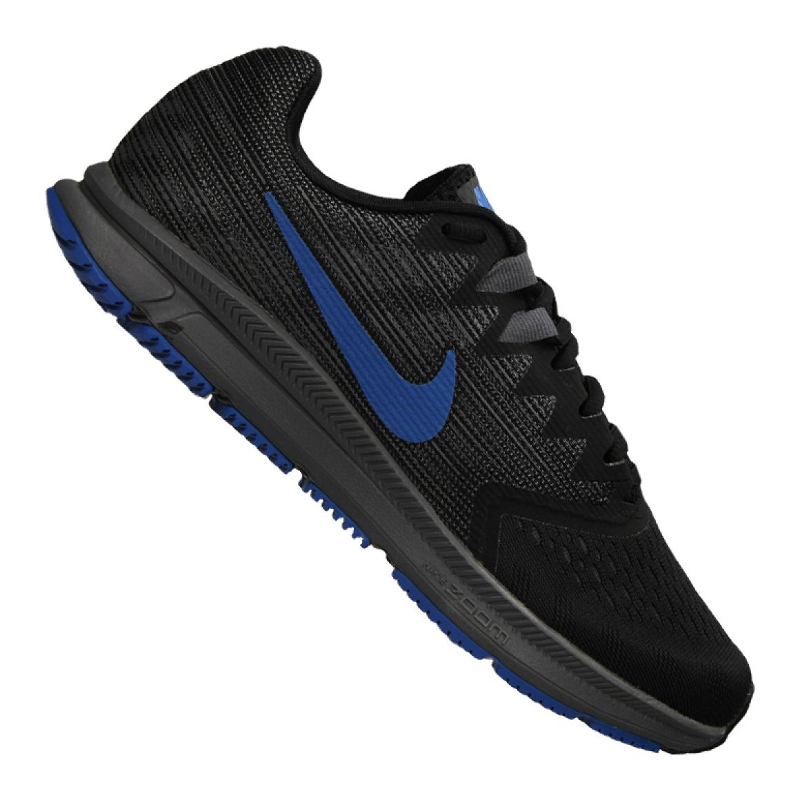 big discount large discount price reduced Nike Zoom Span 2 M 908990-012 shoes black
