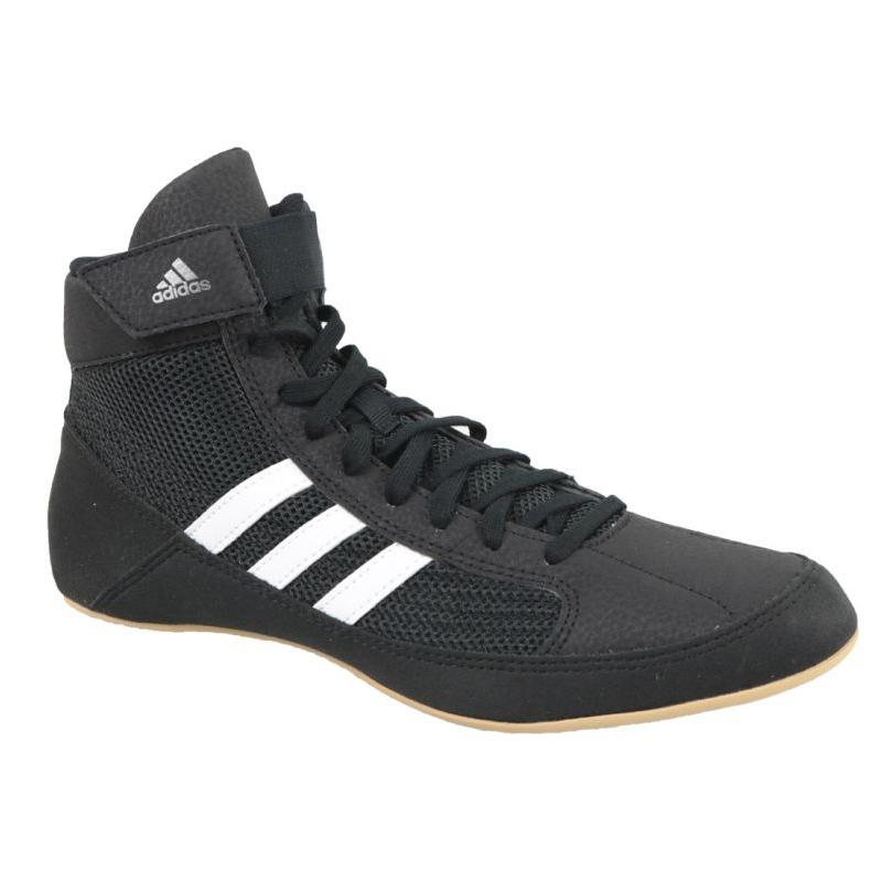 Actualizar Papá Stevenson  Adidas Havoc WM AQ3325 shoes black - ButyModne.pl