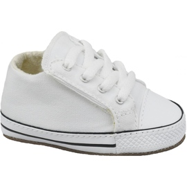 Converse Chuck Taylor All Star Cribster Jr 865157C shoes white