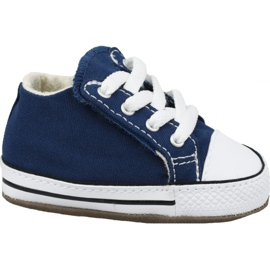 Converse Chuck Taylor All Star Cribster Jr 865158C shoes navy