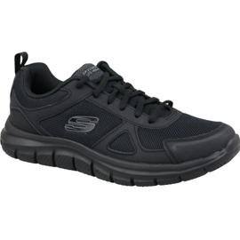 Skechers Track-Scloric 52631-BBK M 52631-BBK shoes black