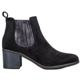 Filippo Boots On A Bar black