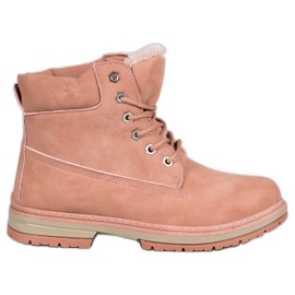 Filippo Powder Trappers pink