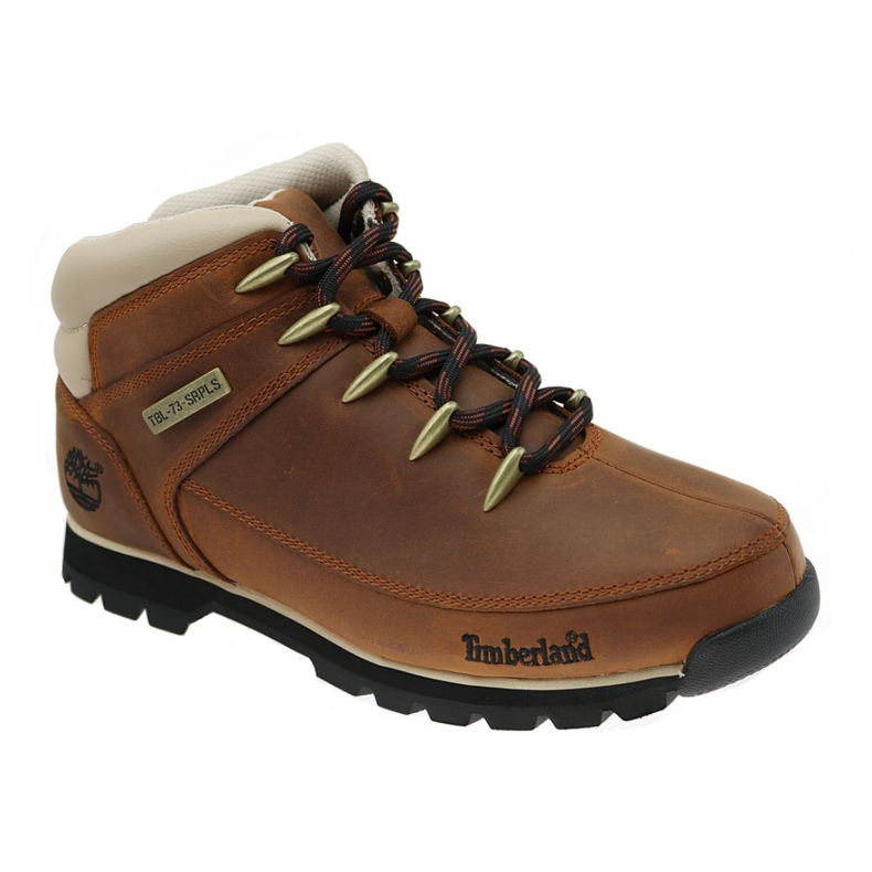 Timberland Euro Sprint Hiker M A121K winter shoes brown