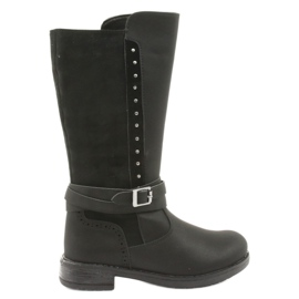American Club GC31 long boots with jets