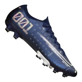 Nike Vapor 13 Elite Mds AG-Pro M CJ1294-401 football shoes navy navy