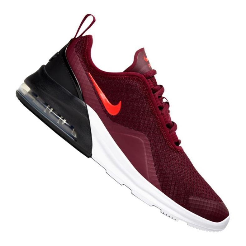 Nike Air Max Motion 2 Gs Jr AQ2741-601 shoes red
